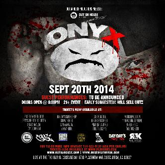 ONYX Live in OC!!: Main Image