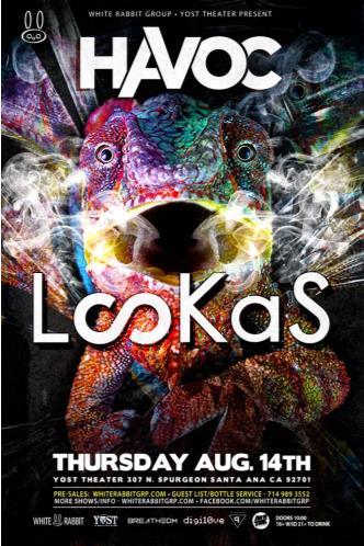 Havoc OC ft. Lookas: Main Image