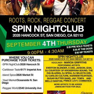 Roots, Rock, Reggae Concert-img