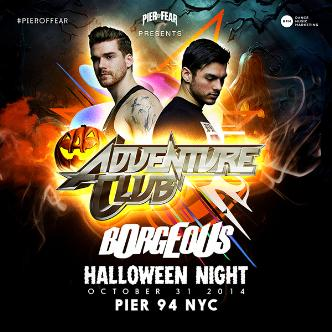 Pier Of Fear: Adventure Club