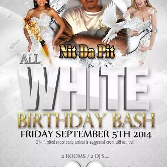 The All White Exotic Party-img