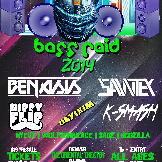 BassVIBES Presents BASS RAID-img
