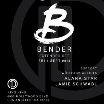 InDeep Presents: Bender-img
