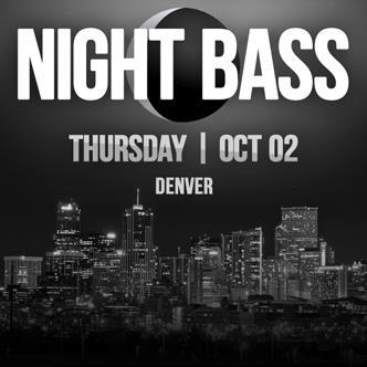 Night Bass w/ Jack Beats +more: Main Image