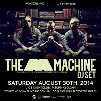 The M Machine HAWAII: Main Image