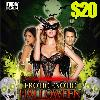 EROTIC EXOTIC HALLOWEEN 2014 at Monroe