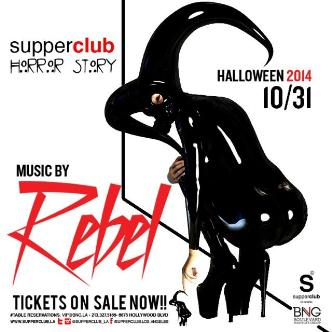 Halloween at SUPPERCLUB