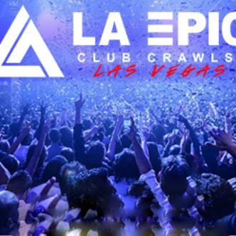 2-Day Hollywood ClubCrawl Pass