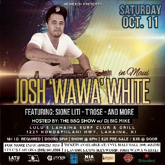 Josh Wawa White in MAUI-img