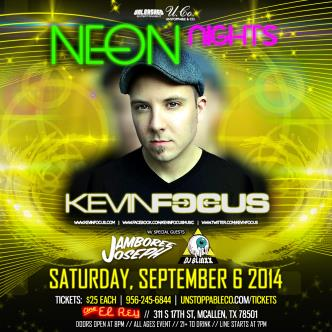 NEON NIGHTS - KEVIN FOCUS-img