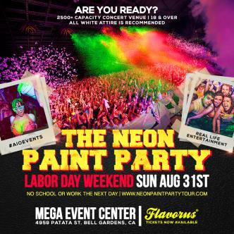 The Neon Paint Party Tour-img
