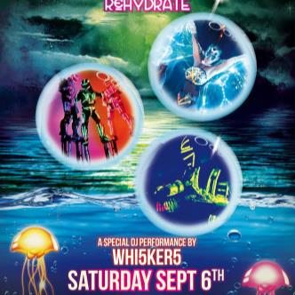Electriquarium Nightswim Party-img