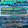 WHERE ITS AT PARTY BOAT CRUISE at Queen of Diamonds Cruise Ship