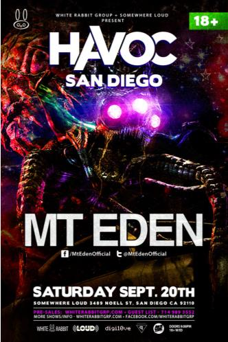 Havoc SD ft. Mt. Eden: Main Image