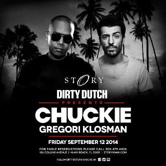 Chuckie & Gregori Klosman: Main Image