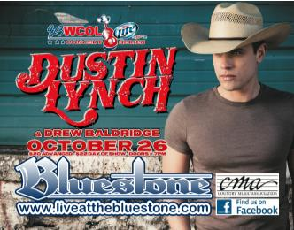 Dustin Lynch: Main Image