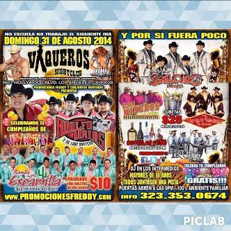 Vaqueros Club - ADOLFO URIAS: Main Image