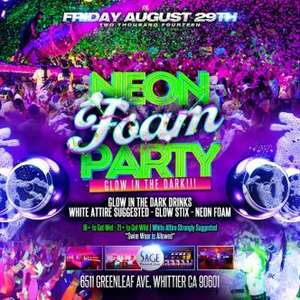 The Neon Foam Party 18+-img