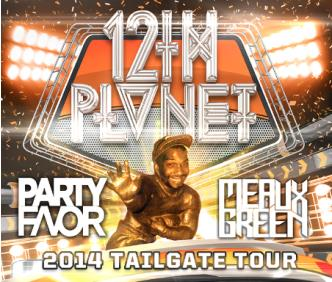 12th Planet: Tailgate Tour: Main Image