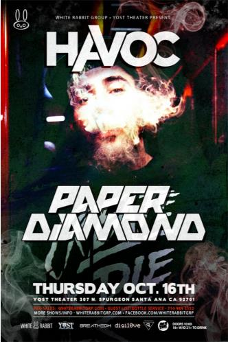 Havoc OC ft. Paper Diamond: Main Image