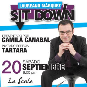 Sit Down con Laureano Márquez-img