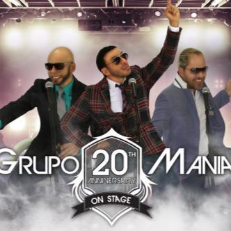 Grupo Mania 20 Anniversario-img