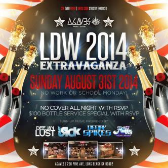 LDW Extravaganza: Main Image