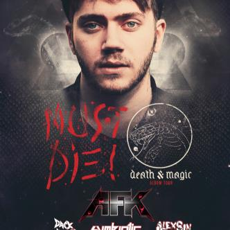 Must Die! Death & Magic Tour-img