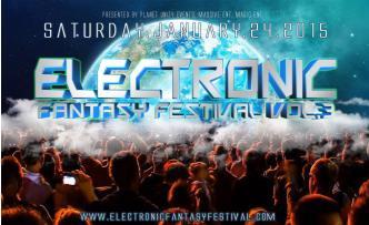 Electronic Fantasy Festival: Main Image