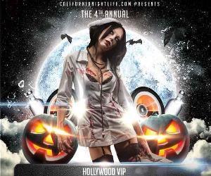 Hollywood Halloween ClubCrawl