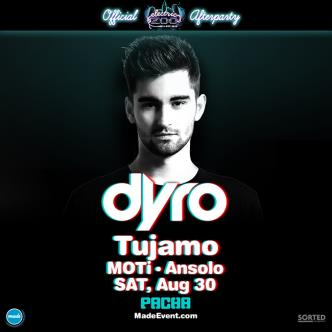 Dyro - Electric Zoo Afterparty: Main Image