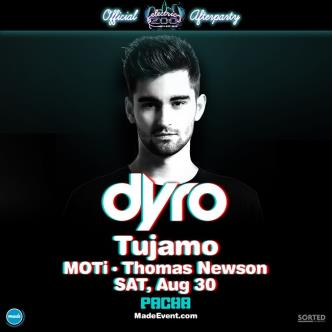 Dyro - Electric Zoo Afterparty-img