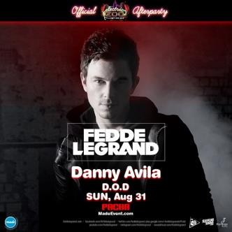 Fedde Le Grand - EZ Afterparty-img