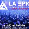 Premier VIP Club Crawl Vegas at Lily Bar and Lounge