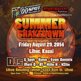 Kauai Summer Shakedown-img