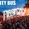 First City Festival Party Bus at The Shop Sf
