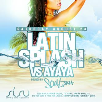 LATIN SPLASH vs AYAYA-img