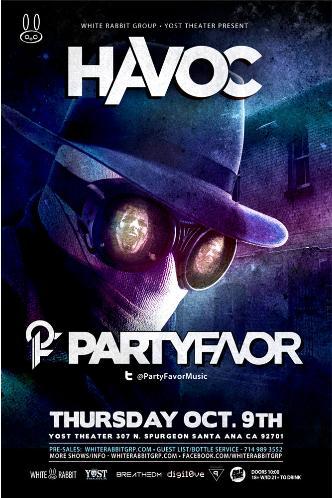 Havoc OC ft. Party Favor: Main Image