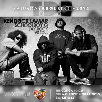 TDE Kendrick Lamar Schoolboy Q-img