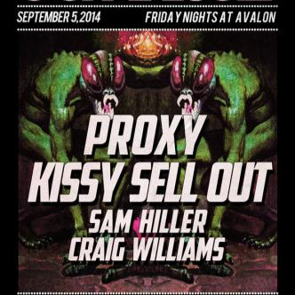 Proxy, Kissy Sell Out-img