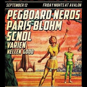 Pegboard Nerds, Paris Blohm-img