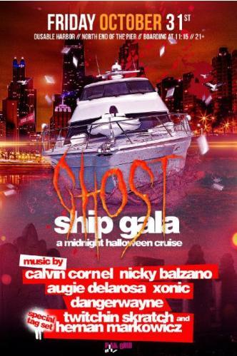 Ghost Ship Gala 2014