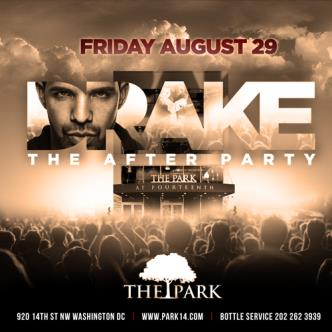 Drake hosted #ParkFridays: Main Image