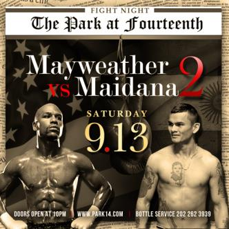 Mayweather v. Maidana REMATCH!-img
