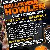 Calgary Halloween Club Crawl at Multiple Venues
