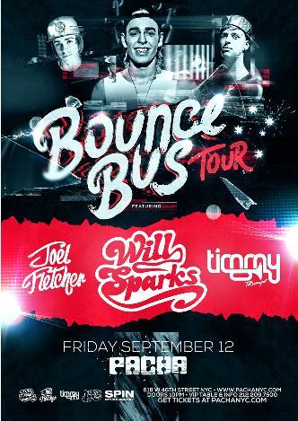 BOUNCE BUS TOUR: Main Image