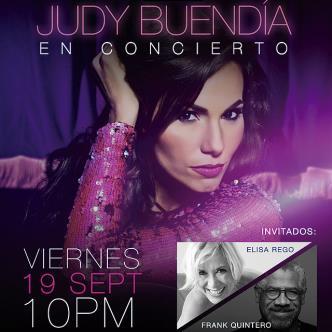 Judy Buendia en Concierto-img
