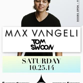 Max Vangeli, Tom Swoon-img