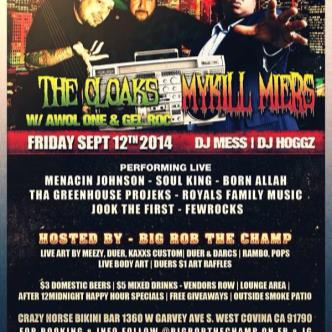 #Showcase626 at Crazy Horse-img