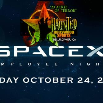 SpaceX Employee Night-img